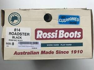 Motorcycle boots Rossi 814,