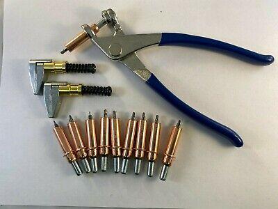 Cleco Temporary Fastener / Rivet for Body Panel Repair Work 1/8