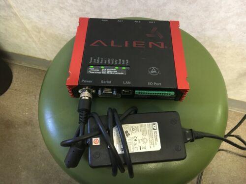Alien ALR-9900 Enterprise RFID Reader, 4 port, WITH Power Supply Device !