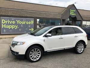 2014 Lincoln MKX Limited Edition/ VISTA ROOF / LEATHER/ NAVI