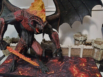 Lava mat like under the Balrog NEW! 34.5 inch by 15.5 inch. Thick rubber back