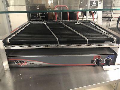 Apw Hrs-50 Hot Dog Roller Grill 120v
