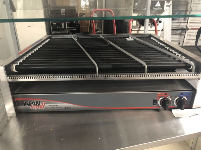APW HRS-50 Hot Dog Roller Grill 220v