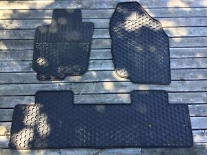 2013-2017 OEM Toyota RAV4 Winter Floor Mats