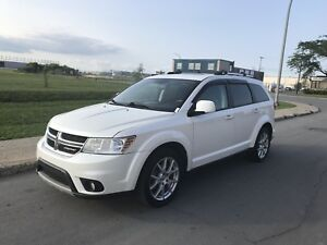 2015 Dodge Journey Limited DVD 7pass.