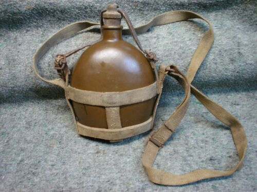 WWII Japanese Type 94 Canteen, SHOWA 16/17, 1941-42