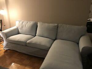 ikea sofa!
