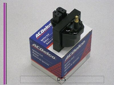 New A/C Delco High Performance Ignition Coil D535 1985 Gmc Safari A/c
