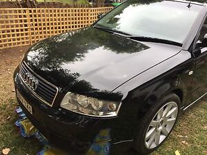 2002 Audi A4 Wagon Chatswood Willoughby Area Preview