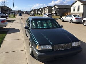 1996 Volvo 850 Turbo (trades welcome)