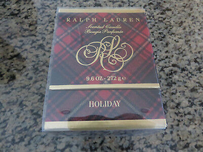 - RALPH LAUREN Holiday Classic Scented Candle