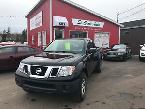 2013 Nissan Frontier S Auto 1 owner !!