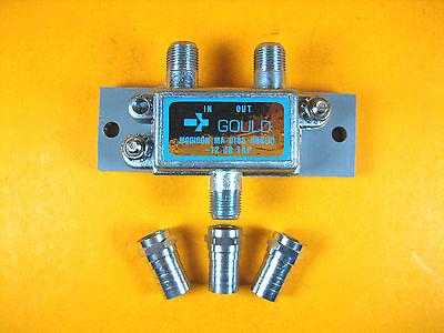 Gould Modicon - Ma-0185-000 - Line Tap Coax 75 Ohm