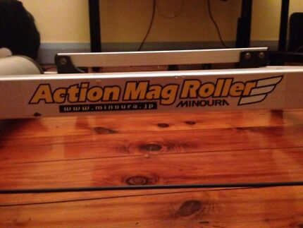Minoura Action Mag Rollers cycle trainer track AS NEW Marrickville Marrickville Area Preview
