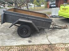 Box trailer 6x4 St Marys Penrith Area Preview