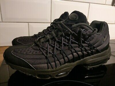 Nike Air Max 95 Ultra SE black 845033-001 size 8