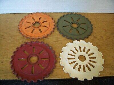 4 Plastic Lustran Ih Planter Plates C25-24 C1x-24 C2x-24 462355r1 Lot F