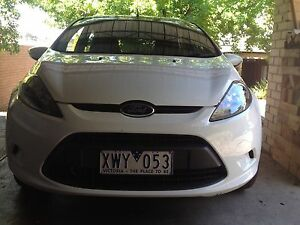 2010 Ford Fiesta Hatchback Templestowe Lower Manningham Area Preview