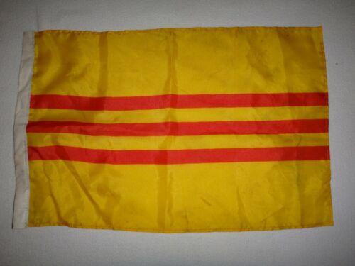 Vietnam War REPUBLIC OF VIETNAM ARVN Small Size Battle Flag