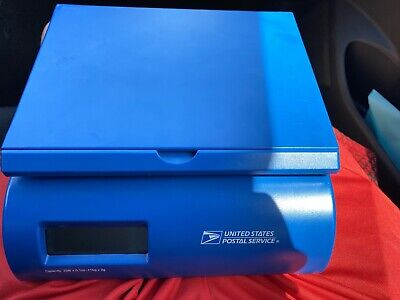 United States Postal Scale 25 Lb. Built In Usb Pc Link Model Ds25 Nib