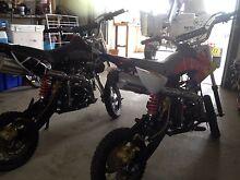 2x 70 cc motor bikes Inverell Inverell Area Preview