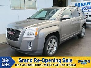 2012 GMC Terrain SLE-2 Rear View Camera.