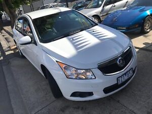 2012 Holden cruise hatch back 5 speed manual Thomastown Whittlesea Area Preview