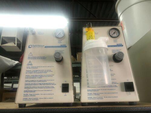 DeVilbiss 8650D Heavy-Duty Aerosol Compressor