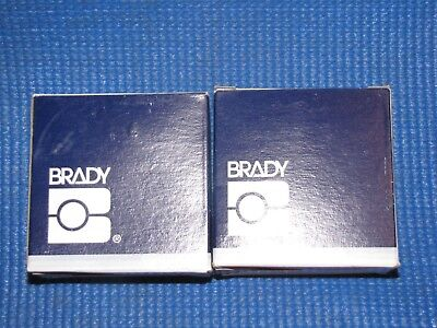 Set Of 2 Brady Marker Lavels