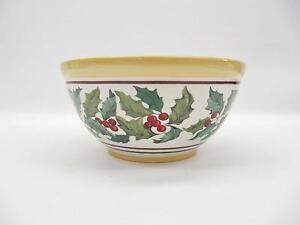 longaberger christmas bowls