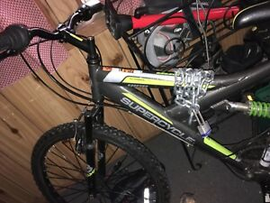 Jr mountain bike