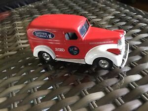 1946 Chevy Suburban Die Cast Collectable