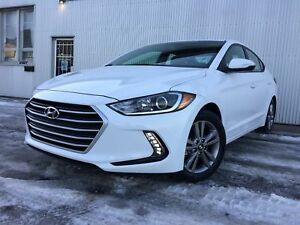 2018 Hyundai Elantra LE, BACKUP CAM, SUNROOF, BLUETOOTH.