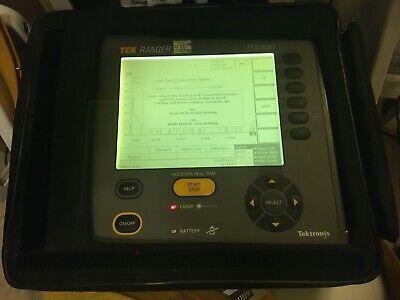 Tektronix Tek Ranger Tfs3031 Optical Time-domain Reflectometer