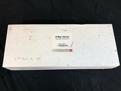 Dux Dental Classic X-ray Viewer Wall Model. Ivory Neutral All