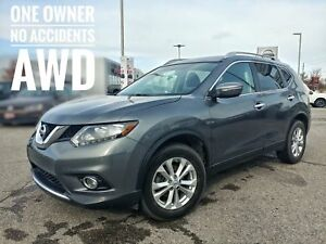 2015 Nissan Rogue SV Sunroof Heated Seats  FREE Delivery