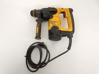Dewalt D25313 1 L-shape Three Mode Sds Plus Rotary Hammer