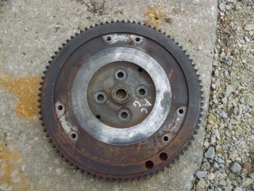 Allis Chalmers G tractor AC engine motor flywheel & starter ring gear good KK
