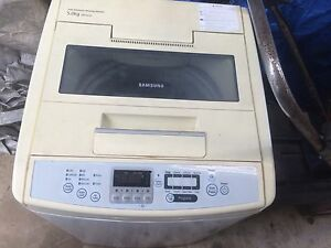 Samsung 5 kg top loAder in vgc $150 delivered Brendale Pine Rivers Area Preview