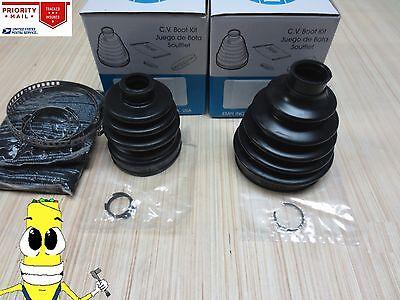 Inner  Outer CV Axle Boot Kit For Chrysler PT Cruiser 2001 2009 ALL EMPI Boots