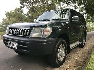 1998 Toyota Landcruiser Prado Getaway Ed. Para Vista Salisbury Area Preview