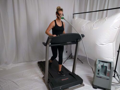 Exercise with Oxygen Training - EWOT