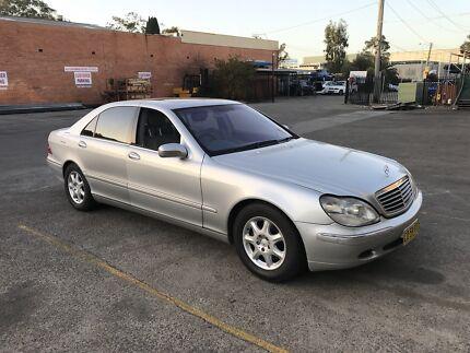 Mercedes Benz S500 For Sale Woodpark Parramatta Area Preview
