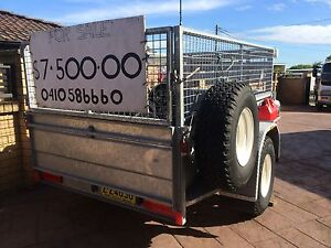 Box Trailer with Cage Matraville Eastern Suburbs Preview