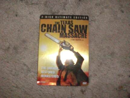 texas chain saw massacre dvd Scoresby Knox Area Preview