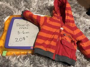 Vêtements garçon 6 mois à 2 ans /BIEN + ENCORE