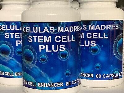 3 Celulas Madres steam enhancer 100% regenerador celular maravilloso madre cell 2