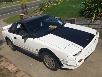 1989 Toyota MR2 aw11 Coupe Hallam Casey Area Preview