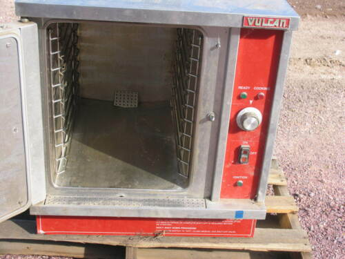 Vulcan VSX5G Gas Convection Steam Oven Steamer
