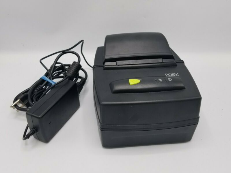 POSX MODEL: XR200 DOT MATRIX POS IMPACT RECEIPT PRINTER - PARALLEL PORT